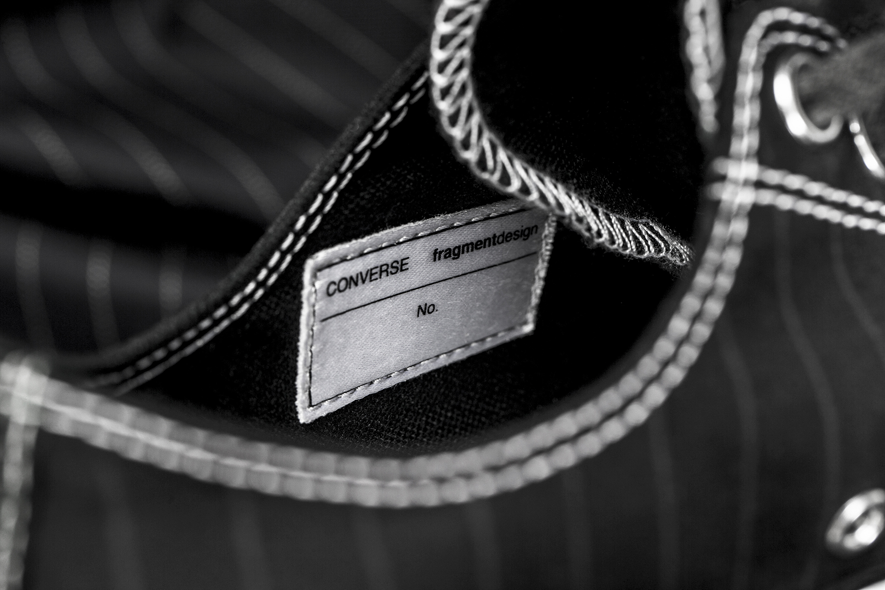 fragment design x Converse Chuck Taylor All Star '70
